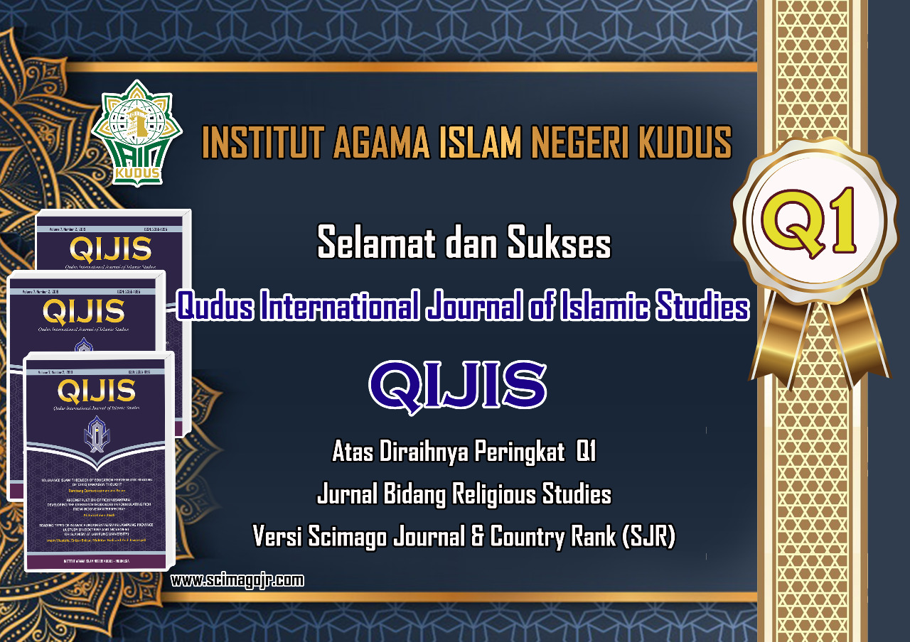 Jurnal QIJIS IAIN Kudus Raih Q1 dari Scimago Journal & Country Rank