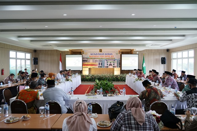 Komisi VIII Setuju IAIN Kudus Bertransformasi Menjadi UIN