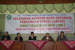 Pelatihan Auditor Mutu Internal Perguruan Tinggi (AMI-PT)